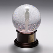 mina perhonen Snow Globe 1名様
