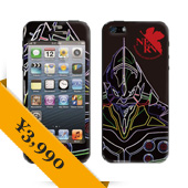 EVA × ZOZOTOWN × GizmobiesCOLORFUL EVA【iPhone5専用】