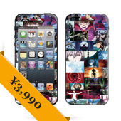 EVA × ZOZOTOWN × GizmobiesEVA MOVIE【iPhone5専用】