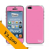 GizmobiesSolid Light Pink【iPhone5専用】