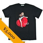 MEG × エヴァンゲリヲン Tシャツ(ストック分・数量限定)