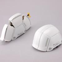 TOYO SAFETY 折りたたみヘルメット BLOOM