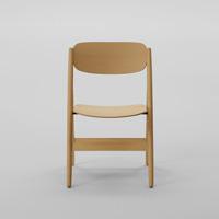 MARUNI WOOD INDUSTRY INC.  Hiroshima Folding Chair