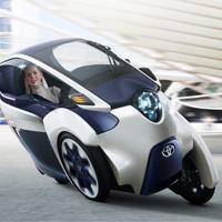 TOYOTA MOTOR  i-ROAD concept