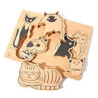 カリモク, ilove.cat 木製パズル 1名様
