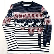 Liquid Knit -vintage- For COMME des GARÇONS Vintage Snow Flake MAN