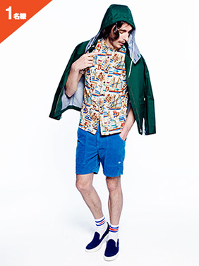 URBAN RESEARCH MEN'S STYLING 5