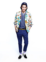 URBAN RESEARCH MEN'S STYLING 2