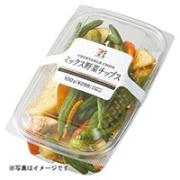 セブンプレミアム ミックス野菜チップス