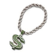 Jacob & Co. Special Order Dollar Sign Necklace