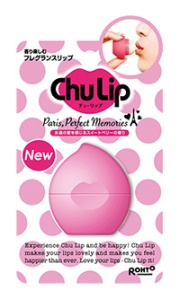 ロート製薬 , Chu Lip Paris,Perfect Memories (パリパーフェクトメモリーズ)~永遠の愛を感じるスイートベリーの香り~